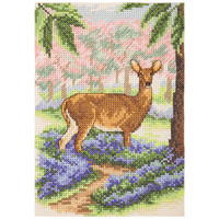 Counted Cross Stitch Kit: Essentials: Deer By Anchor