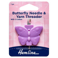 Needle Threader: Butterfly by Hemline
