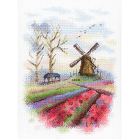 South Holland Cross Stitch Kit by MP Studia