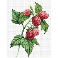 Branch of Berries Cross Stitch Kit by MP Studia