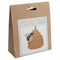 Felt Decoration Kit: Bee Hive By Trimits