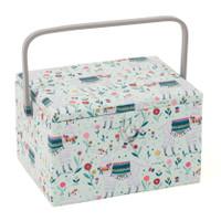 Llama Large Sewing Box Hobby Gift