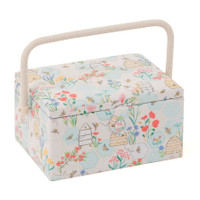 Sewing Bee Meduim sewing Box Hobby Gift