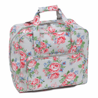 Sewing Machine Bag Matt Pvc Rose Sewing Machine Bag Hobby Gift