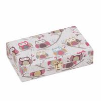 Hoot Hoot Bobbin Storage Box Hobby Gift