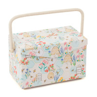 Sewing Bee Small sewing Box Hobby Gift