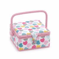Love Small sewing Box Hobby Gift
