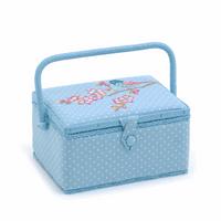 Tweet Small sewing Box Hobby Gift