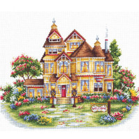 WELCOME cross stitch kit by Adriana