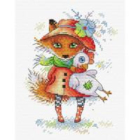 Towards Autumn Cross Stitch Kit by MP Studia
