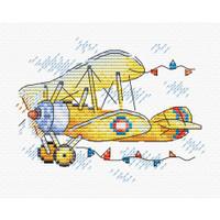 Flight Charm Cross Stitch Kit by MP studia