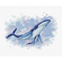 Deep Sea Life Cross Stitch Kit by MP Studia