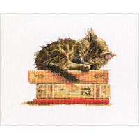 Cats Dreams Cross Stitch Kit by RTO