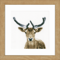 Counted Cross Stitch Kit: Deer By Vervaco