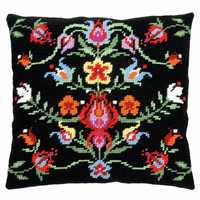 Tapestry Kit: Cushion: Folklore II By Vervaco