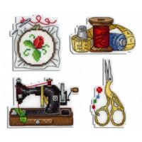 Needlework Magnets Kits