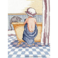 Curiosty Cross Stitch Kit by All our yesterdays