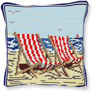 Deck Chairs Tapestry cushion kit by Brigantia