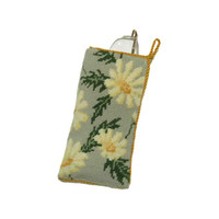 Marguerite Spectacle Case Tapestry Kit by Cleopatra