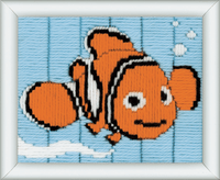 Long Stitch Kit: Disney: Nemo By Vervaco