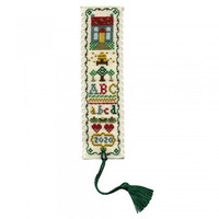 Country Sampler Bookmark By Textile Heritage