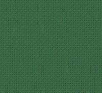 Green - Zweigart 14 count Stern Aida Xmas Green 53 x 48cm