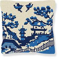Kyushu Tapestry cushion kit By Brigantia