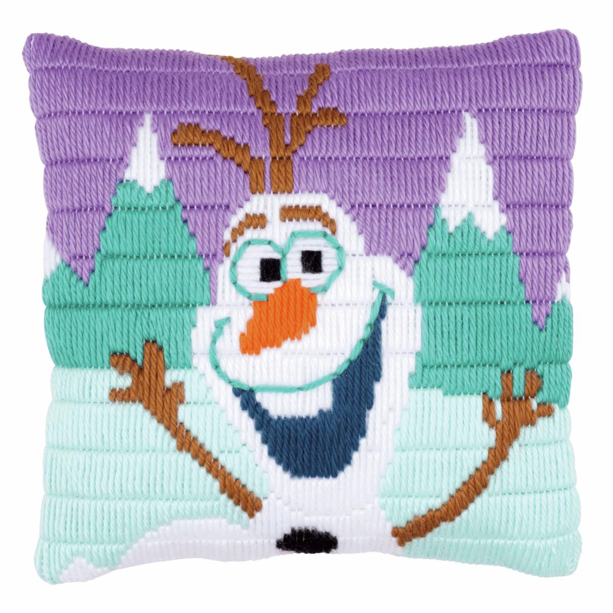 Vervaco Disney/'s Frozen Olaf Tapestry Kit
