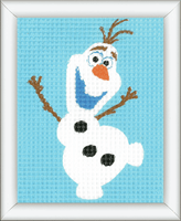Tapestry Kit: Disney: Frozen Olaf By Vervaco
