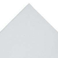 White Aida 16 Count 30 x 45cm by Stitch Garden