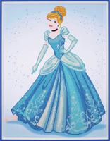 Diamond Painting Kit: Disney: Cinderella By Vervaco