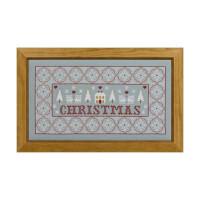 Christmas Cross Stitch By Historical Sampler Company