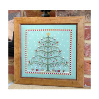 Christmas Eve Cross Stitch By Historical Sampler Company