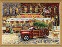 Route 66 Christmas By Design Works