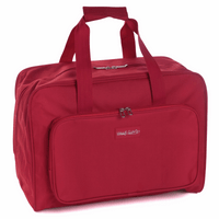 Sewing Machine Bag: Red By Hobby Gift