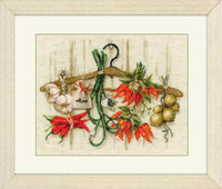 Spices Cross Stitch By Riolis