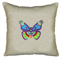 Butterfly Pillow Punch Kit By Solocraft