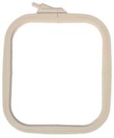 """Square hoop 4.5"""" by SIESTA"""