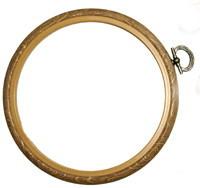 Round Flexi Hoop Size 6 inch