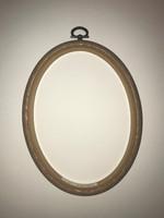 Oval Flexi Hoop Size 5 x 7 Inch