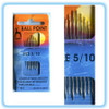 Pony Gold Eye Sharps Hand Needles Size 6
