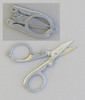 Mini Metal Folding Scissors