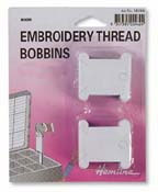 25 Floss Bobbins - Plastic