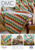 Patterned Throw Crochet pattern Booklet