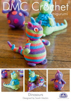 Dinosaurs Crochet Pattern Booklet