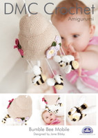 Bumble Bee Crochet Pattern Booklet