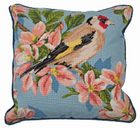 Gold Finch and Blossom Tapestry Kit By Anchor