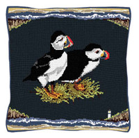 Puffins Tapestry Kit