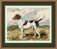 Fox hound Tapestry Kit