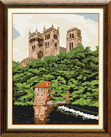 Durham Cathedral Tapestry Kit